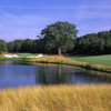 A view over the water of hole #7 at Galloway National Golf Club (Larry Lambrecht)