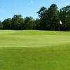 A view of the 8th green at Hidden Creek Golf Club