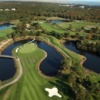 Aerial view from Stone Harbor Golf Club