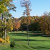Boulder Creek GC: looking back from the 17th green