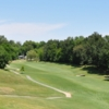 View from the 1st tee at Rock Spring Golf Course