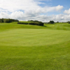 A view of the 18th green at Donaghadee Golf Club