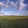 A view from Royal Tarlair Golf Club