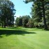 A view of a hole at Whispering Pines Golf Club