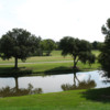 A view over the water from English Turn Golf & Country Club