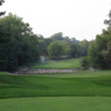A view from a green at JC Melrose Country Club