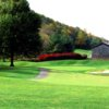 A view of a green at Graysburg Hills Golf Course