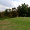 A view of a tee at Pebble Brook Golf Course