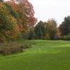 A view from the 6th tee at Guilford Lakes Golf Course