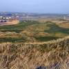 A view from hole  #12 at Lahinch Golf Club - Old Course