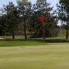 A view of a hole at Club de Golf Mont Ste Marie