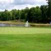 A view of the 4th green at Sherwood Golf and Country Club