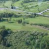 Aerial view of some fairways at Clare Golf and Country Club