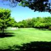 A sunny day view from Libertyville Golf Course