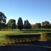 A sunny day view from Poolesville Golf Course