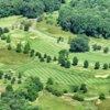 Aerial view from Little Bennett Golf Course