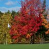 A fall view from Pequabuck Golf Club