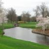 A spring day view from Upper Montclair Country Club