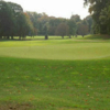 A view of hole #2 at North Hills Country Club