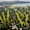 Aerial view of Rye Golf Club