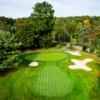 A view of a green at Ramsey Golf & Country Club