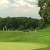 A view of a green at Meadow Brook Club