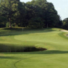 A view from a fairway at Mill River Club