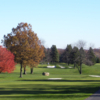 A sunny day view from Apple Ridge Country Club