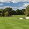 A view from a fairway at Glenwood Country Club