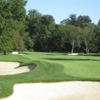 A view from the left side of fairway #12 at Brae Burn Country Club.
