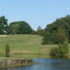 A sunny day view from LinRick Golf Course