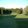 A view from a fairway at Reedsburg Country Club