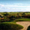 A view from Wildcat at Fort Jackson Golf Club (GolfDigest)
