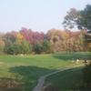 A fall view from Timberline Golf Course