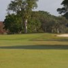 A view of hole #15 at Sanibel Island Golf Club