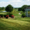 A view from Liberty Hills Golf Club