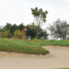 A view of a hole at Landsmeer Golf Club