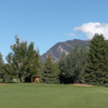 A view from a fairway at Olive Glenn Golf & Country Club