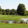 A view over the water at Newman Golf Course
