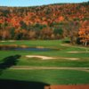 A fall view from Newport Golf Club