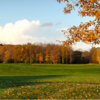 A fall view from  the Links at Erie Village