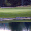 A view of a hole at Pine Grove Country Club