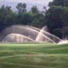 A view from a tee at Pine Grove Country Club