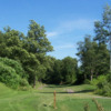 A view from a tee at Orchard Vali Golf Club