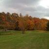 A view from a fairway at Ridge Golf Club