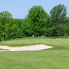 A view of a green at Highland Park Golf Club