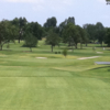 A view from tee #14 at Tulsa Country Club
