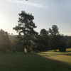 A sunny day view from Capital City Country Club