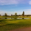 A view from a tee at Prince George Golf Club