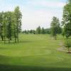 A view from a tee at Raintree Country Club